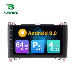 $enCountryForm.capitalKeyWord UK - Android 9.0 Core PX6 A72 Ram 4G Rom 64G Car DVD GPS Multimedia Player Car Stereo For Benz B class W245 Sprinter Radio Headunit