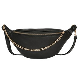 $enCountryForm.capitalKeyWord Australia - Fashion Neutral Sport Crossbody Bag luxury handbags women bags designer Leather Beach Bag Chain Messenger Chest