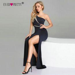 $enCountryForm.capitalKeyWord Australia - Evening Dresses Long Ever Pretty EZ07489 Cheap Navy Blue Mermaid Long Party Dresses 2018 Women's Sleeveless Evening