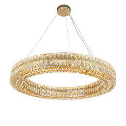 $enCountryForm.capitalKeyWord UK - Modern luxury gold silver finish round crystal pendant lamp home design lights diamond lightting fixture for living room bedroom