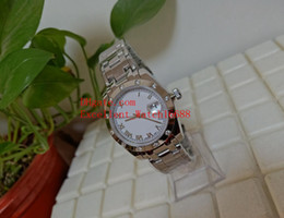 Discount buy watches Hot buy Ladies Watches 36 mm 31 mm 81319 80319 Stainless Steel Diamond Bezel Pearlmaster White Roman Dial Asia 2813 Move