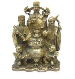 Chinese  NEW +Copper Home Fur ing Feng Shui fortune felicitous wish of making money manufacturers