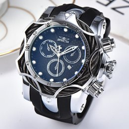 Military Sport Swiss Army Watch Australia - Blue dial Men Watch fashion Sport Wristwatch Military Army Rubber band Quartz Male Clock Swiss black mens watches Montre homme Wristwatch