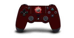 playstation controller skins Australia - 1pc God of War PS4 Skin Sticker Decal For Sony PS4 Playstation 4 for Dualshouck 4 Game PS4 Controller Skin Stickers
