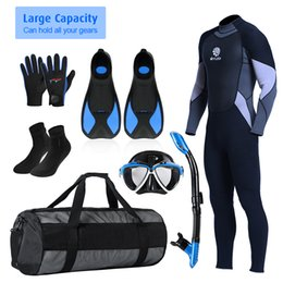 $enCountryForm.capitalKeyWord Australia - Lixada Mesh Duffel Gear Bag Snorkel Equipement Carry Bag for Mask Snorkel Fins Diving Surfing Gear Gym Bags Water Sports