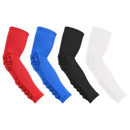 1pcs Running Cycling Uv Protection Arm Sleeves Arm Warmers Basketball Volleyball Bicycle Bike Arm Covers Sports Elbow Pads Attractive Appearance Men's Arm Warmers