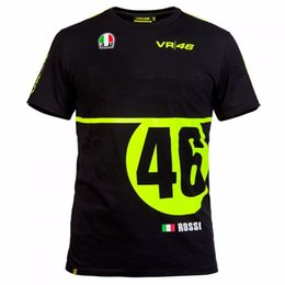 46 doctor t shirts online shopping - 2018 VR Moto GP The Doctor Riding Wicking T Shirts Men s Quick drying T Shirt motorcycle racing sports jersey Tops