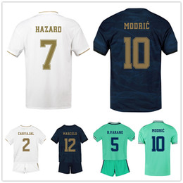 $enCountryForm.capitalKeyWord Australia - Best quality Thai New Madrid soccer jerseys 19 20 HAZARD camiseta de fútbol 2019 2020 VINICIUS ASENSIO football shirt for men and kids