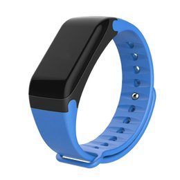 Smart Watch Iphone Android Australia - Smart Watch Sports Blood Pressure Oxygen Heart Rate Fitness Wrist Band For iPhone and Android phones