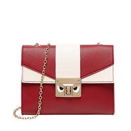 $enCountryForm.capitalKeyWord Australia - Tote Lock Personalized Small Bag 2019 Summer New Crossbody Mobile Phone Bag Single Shoulder Women's Handbags