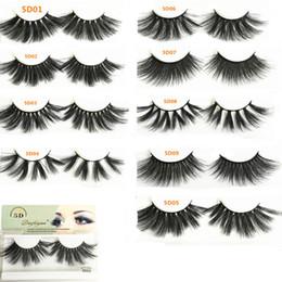 4538aac0bb0 Thick black eyelashes false online shopping - 3D mm Mink False Lashes Long  Thick Crisscross Natural