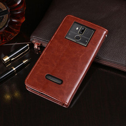 pocket power plus Australia - 6.0 inch Luxury Wallet PU Leather Cases&Cover For Oukitel K7 Power K12 Anti-knock Kickstand Cover Protective Flip Case Card Pocket Solt