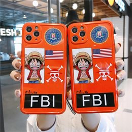 camera japan Australia - New Catroon Japan Anime Luffy Phone Case for iPhone X XR Xs 11 Pro Max 7 7plus 8 8Plus SE2 Silicone Camera protection Cover phone case