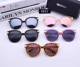 M Sunglasses Brands UK - Brand design 2019 Hot sale half frame sunglasses women men Club Master Sun glasses outdoors driving glasses uv400 Eyewear whit brown case