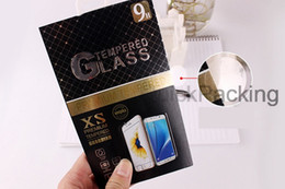 $enCountryForm.capitalKeyWord Australia - Empty border Retail Package Boxes Packaging Bag Hook for Tempered Glass Screen Protector for iphone XR XS MAX XS X 8 Plus