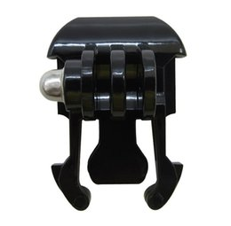 Tripod Australia - Quick-Release Buckle Basic Mount Base Tripod Mount Buckle For Go pro Hero 2 3 3+ 4 for Gopro Camera Accessories