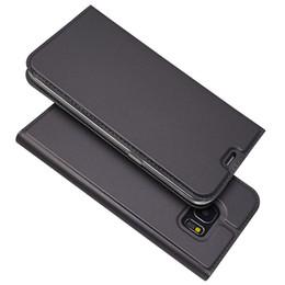 $enCountryForm.capitalKeyWord Australia - For Coque Samsung Galaxy S7 Case Luxury Flip PU Leather Wallet Phone Etui Book Cover For Samsung Galaxy S7   S7 Edge Case S 7