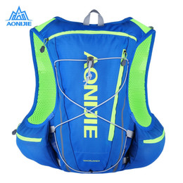 258e0a0d13 AONIJIE 13L Women Men Marathon Vest Hydration Pack for Water Bag Racing  Cycling Hiking Bag Outdoor Sport Running Backpack #324842