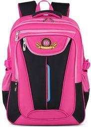 Kids Oxford Girls UK - 2018 Design Cheap School Backpack For Children Kids Primary Student Cute Oxford Waterproof Bookbag For Girls Teenagers