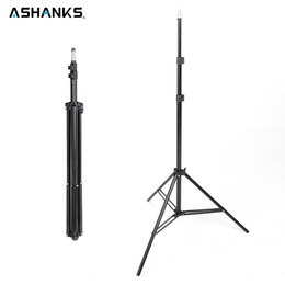 $enCountryForm.capitalKeyWord UK - ASHANKS 2pcs 2M 6.5FT Light Stand Tripod for Ring Light DSLR Camera Photography Video Flash E27 Softbox Light Support