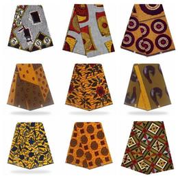 $enCountryForm.capitalKeyWord Australia - Latest Nigerian Ankara 2019 New 6yard lot Cotton Hollandais Wax Clothe High Quality African Hollandais Real Dutch Wax 6yard