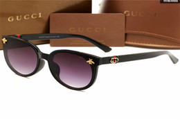 $enCountryForm.capitalKeyWord Australia - with box Brand High Quality Classic Pilot Sunglasses Designer Mens Womens Sun Glasses Eyewear Gold Metal Green Glass Lenses