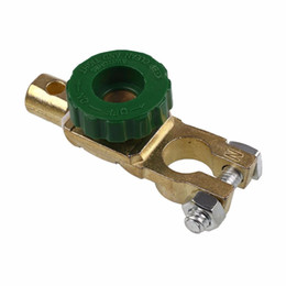 $enCountryForm.capitalKeyWord Australia - Car Battery Terminal Link Switch Quick Cut-off Disconnect Isolator Switch Car Truck Vehicle Parts Auto Accessories