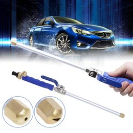 $enCountryForm.capitalKeyWord NZ - wholesale Car High Pressure Power Washer Spray Nozzle Water Hose Wand Attachment Auto High Pressure Cleaning Machine High Quality