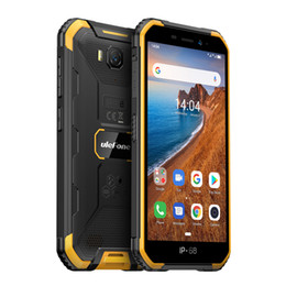 ulefone mobile Canada - Ulefone Armor X6 IP68 Waterproof Rugged Smartphone 2GB +16GB Android 9.0 4000mAh Face ID 8MP Cellphone Outdoor 3G Mobile Phone