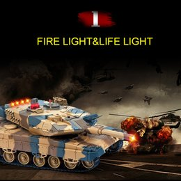ir tools Canada - 516-10 1 24 RC Tank Crawler IR Remote Control Toys Simulation Infrared RC Battle Tank Toy RC Car gifts for kids toys for boys