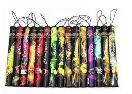 $enCountryForm.capitalKeyWord Australia - E ShiSha Hookah Pen Disposable Electronic Cigarette Pipe Pen Cigar Fruit Juice E Cig Stick Shisha Colorful 35 Flavors