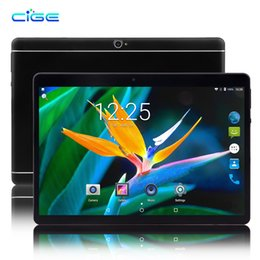 Discount 4g calling octa core tablets - CIGE Hot 10.1 inch 3G 4G LTE 1920x1200 Tablet PC Octa Core Android 7.0 4GB RAM 32GB ROM Dual SIM Phone Call Tablets WIFI