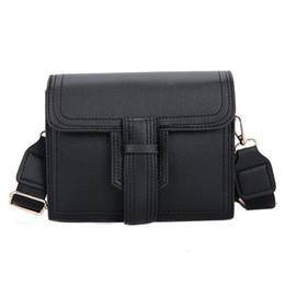 $enCountryForm.capitalKeyWord UK - New Elegant Shoulder Bag Women Wild Simple Messenger Bag For Girls Fashion Simple Pure Color Single Shoulder Messenger Bags K613