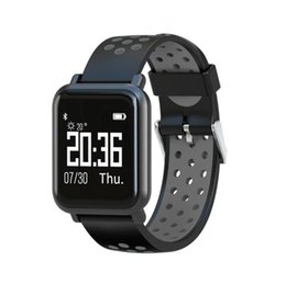 Bluetooth Smart Watch Sim Australia - SN60 color screen Bluetooth support SIM, TF card IP68 waterproof heart rate oximetry sleep monitoring camera sports smart watch bracelet