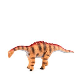 top new toys Canada - New Style Large Size Soft Silcone Dinosaur Model Toy Jurassic Tyrannosaurus Rex Cattle Dragon Model Ornaments CHILDREN'S Toy Cro