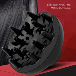 Ugello per asciugacapelli Hot Greetuny 1X universale, per capelli ricci, riccioli per diffusori definiti senza effetto arricciato in Offerta