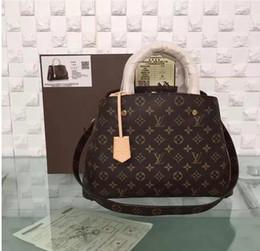 d04158a40e94 King Wallet Australia - NEW 78LOUIS VUITTON 100% GENUINE LEATHER LOUIS A BAG  WOMEN AJ