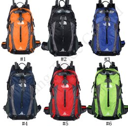 wholesale school bags big Australia - Brand NF Designer Backpacks Unisex The North Shoulder Bag Travel Sports Basketball Hiking Big Capacity Backpack Face Laptop School BagC91703
