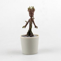 $enCountryForm.capitalKeyWord Australia - Action model 1 4 scale figure gift Groot Guardians of the Galaxy cute toy kids gifts painted anime collectible figrues