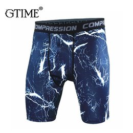 Wear Compression Shorts Australia - GTIME Fashion Casual Men's Short Compression Wear Under Base Layer Pants YJY150