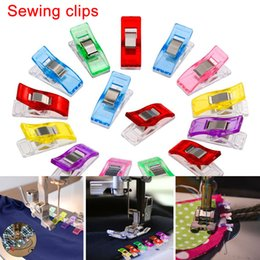 crochet pack NZ - Mini Hemming Clips for Crafts Pack Quilting Sewing Knitting Crochet Patchwork MAL999