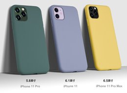 Wholesale 5.8inch 6.1inch 6.5inch New Model Original Silicone Case For Phone