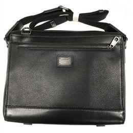 $enCountryForm.capitalKeyWord Australia - Famous Designer Brand Cheap Black Men Genuine Leather Handbags Office Bags for Mens A4 Messenger Bag Men Laptop Bag Male Briefcases