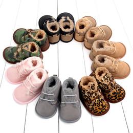 $enCountryForm.capitalKeyWord NZ - 2019 Baby Girls Boys Winter Keep Warm Shoes First Walkers Sneakers Kids Crib Infant Toddler Footwear Boots Newborns Prewalkers