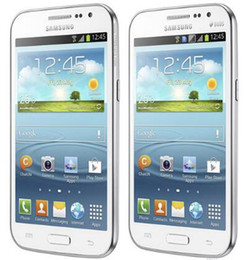 SamSung duoS touch Screen online shopping - Refurbished unlocked samsung galaxy win duos I8552 Android GB ROM Wifi GPS quad core touch screen cellphone
