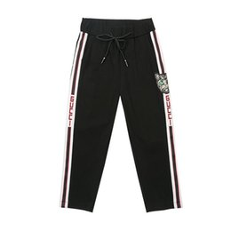 21acdf836b910 Cropped Trousers Female Summer 2019 New Slimming Casual Pants Thin Section  Loose Sweatpants Plus Size Women Clothing Size S-4XL