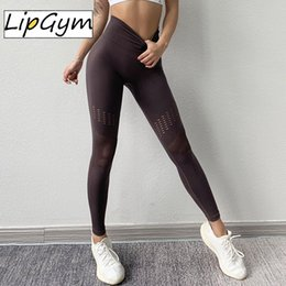 4a28d3f62cd5c1 Seamless Leggings Push up Yoga Pants High Wais Gym Leggings Sports Wear Tights  Woman Sports Fitness Running Booties Leggins