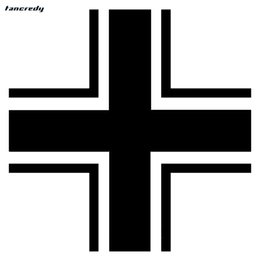 $enCountryForm.capitalKeyWord NZ - 1pcs 15*15cm 3D funny Car Styling Stickers Luftwaffe Cross Car Stickers and Decals Body Window