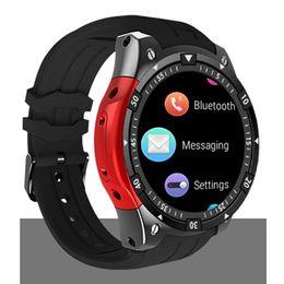 Sleep Gear Australia - waterproof smart watch X100 Bluetooth 4.0 WiFi 3G GPS Android 5.1 MTK6580 2.0MP Fitness Tracker Heart Rate PK Samsung Gear S3