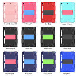 kindle case generation UK - For Ipad 7th Generation 10.2 T510 ipad mini 5 4 air 2 iPad pro 9.7 newiPad 9.7 2018 T387 T290 Tablet PC Case Shockproof Case Hybrid Cover